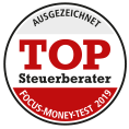 TOP-Steuerberater in Bonn und Köln: JUHN PARTNER (FOCUS-Money 2019)
